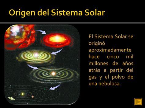 Sistema Solar Hace Cuatro Mil Millones De Anos El Universo Hoy   sistema solar hace cuatro mil millones de anos el universo