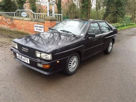 Audi 80 Quattro For Sale Uk by 1983 Audi Quattro Ur Quattro For Sale Classic Cars For
