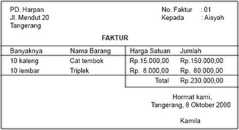K3 Buku Nota Kontan Rangkap 3 Kecil kumpulan makalah miftahuddin macam macam bukti transaksi