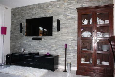 wandsteine f 252 r wohnzimmer