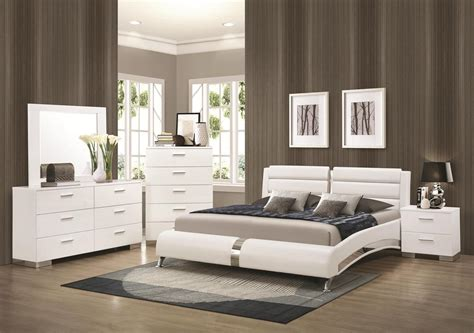 white color bedroom furniture 4pc bedroom set felicity collection co white color casye