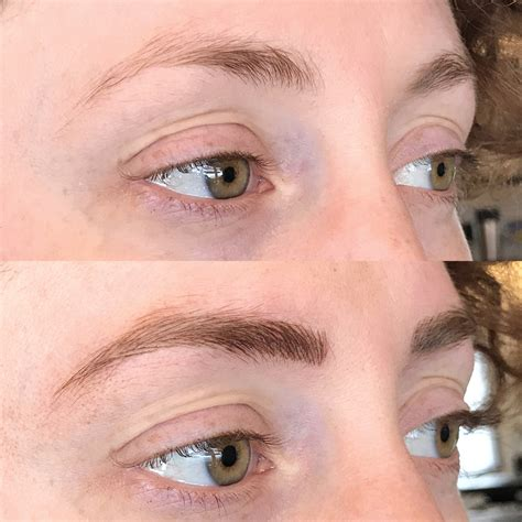 eyebrow tattoo chicago micro cosmetic microblading eyebrows