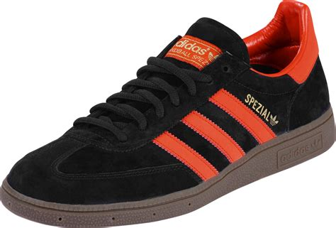 Adidas Sport Rubber Black Orange adidas spezial shoes black orange