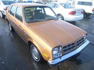 Chevrolet Chevette Diesel For Sale Salvage Chevrolet Chevette 1979 Ham Lake Mn 55304 Usa