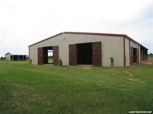 Metal Barn House Kits by Metal Horse Barns Hose Barn Kits Steel Horse Barn Buildings