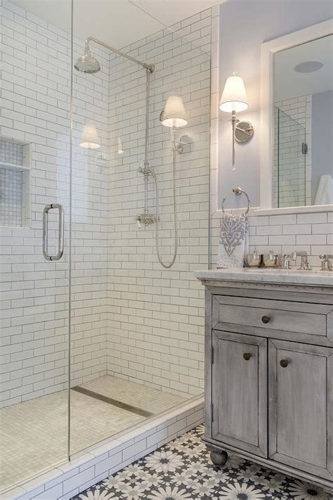 subway tile bathroom for wonderful touch subway tile bathroom types hupehome