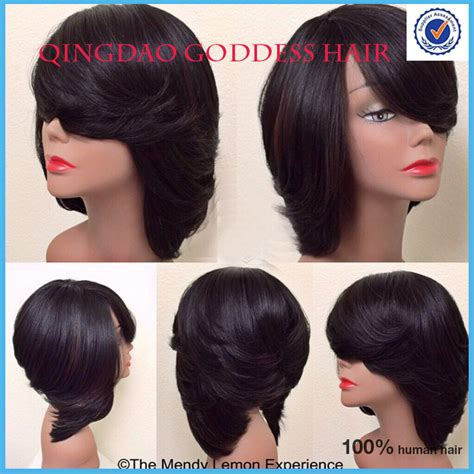 layer bob wigs for black women chinese bob hairstyles back and front cute hairstyles