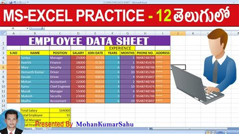 Excel Spreadsheet For Practice by Excel Spreadsheet For Practice Laobingkaisuo