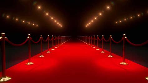 award ceremony red carpet loop iv alpha channel 3d