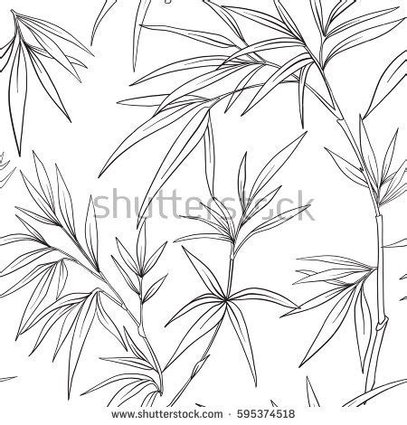bamboo tree coloring page helen lane s portfolio on shutterstock
