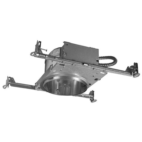 remodel housing recessed lighting halo h27 6 in aluminum recessed lighting housing for new