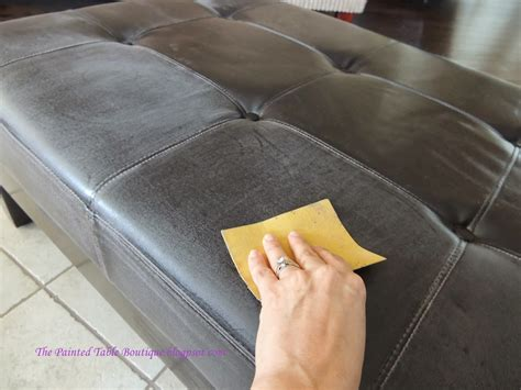 fix faux leather couch can you dye leather couches home improvement