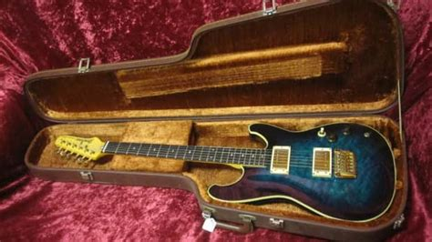 Guitar Ibanez Steve Lukather 1984 ibanez rs1010sl steve lukather roadstar ii 1983 aqua reverb