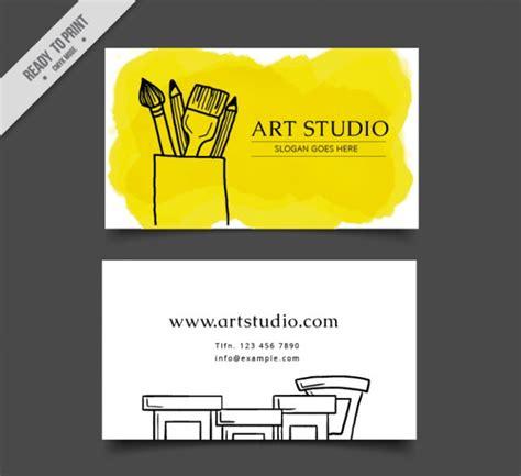 artist business card template free 29 artist business card templates free premium