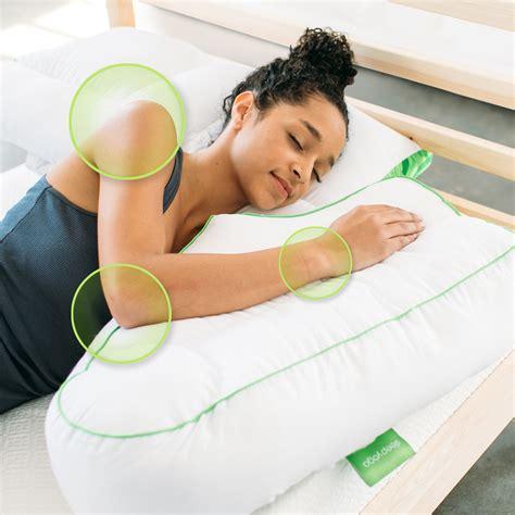 Sleep Posture Pillow by Sleep Yoga Posture Pillow Collection Set Of 4 Sleep