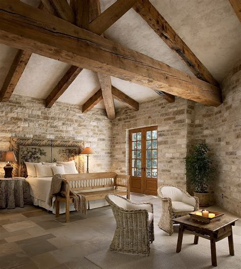 exposed wood beams post and beam decorating interior design ideas