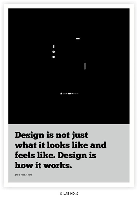 design is not how it looks steve jobs quotes design is not just what it looks like