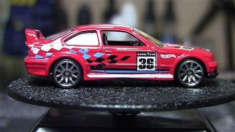 Hotwheels Bmw E36 M3 Race C 443 wheels raok bmw e36 m3 race in