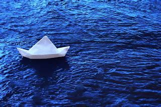 how to make a paper canal boat a different quill paper boat little