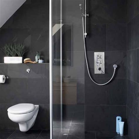 navy badezimmer grey navy tiles bathroom ensuite