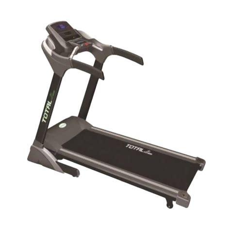 Treadmill Electric Tl 166 Motor 3hp jual treadmill elektrik tl 146 instalasi harga kualitas terjamin blibli