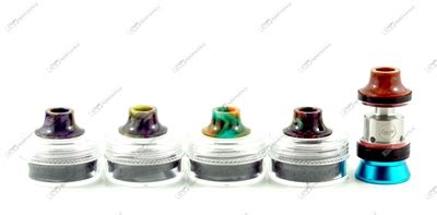 Authentic Vapejoy Resin Driptip For Mage Rta Mage Gta Jellyfish mage and mage gta drip tip
