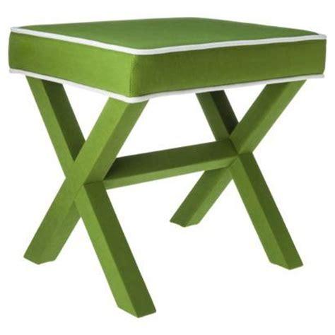 threshold x bench ottoman threshold x base ottoman lawn green i target