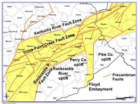 kentucky map formation eastern kentucky shale draws attention from gas industry