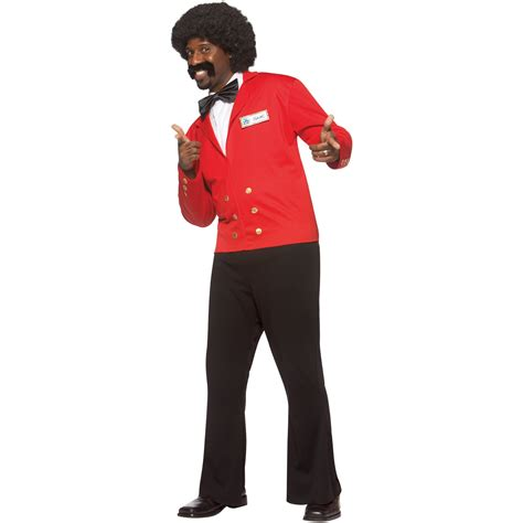 buy the love boat isaac the bartender adult costume - Love Boat Isaac The Bartender Costume