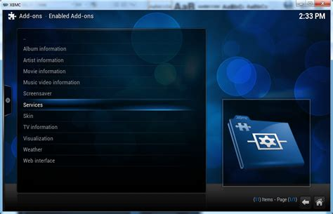 xbmc vera home automation basic integration the