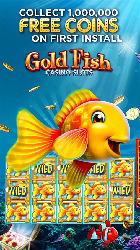 gold fish casino  slots machines mod android apk mods
