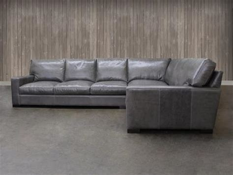 braxton leather sofa braxton leather quot l quot sectional sofa leather sectional