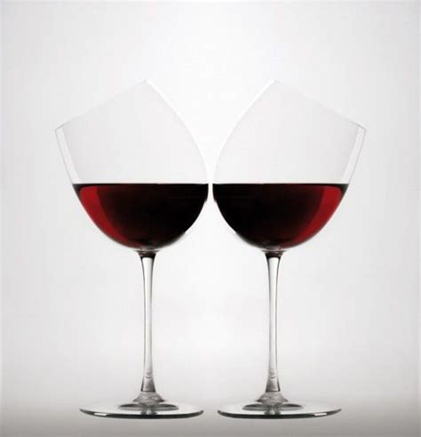 cool wine unique wine glasses glass pinterest