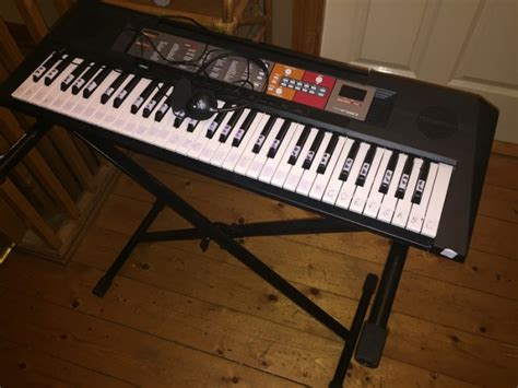 Yamaha Keyboard Tunggal Psr F50 yamaha psr f50 set keyboard for sale in ballina mayo from laurenmurphss