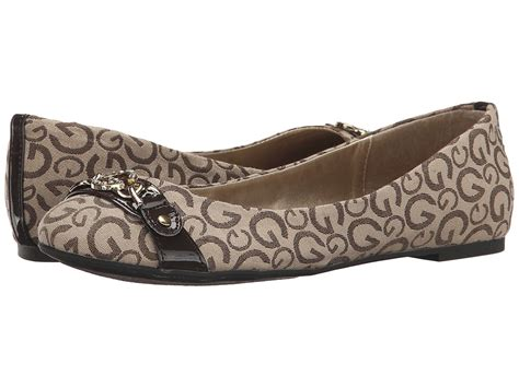 guess flat shoes upc 889332257708 g by guess flynn 2 taupe espresso