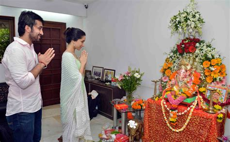 actor ganesh puja photos from jeetendra to shraddha kapoor bollywood joins