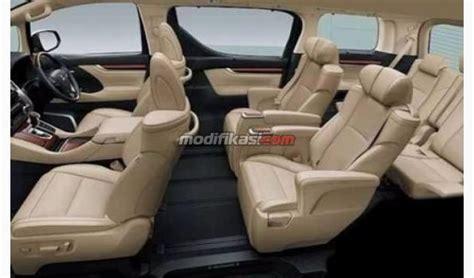 2016 Toyota Alphard 2 5 X A T 2016 toyota alphard 3 5 q a t