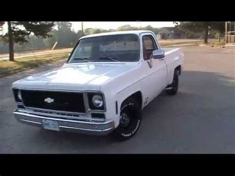 How To Make A Bed by 1978 Chevy C10 454 Bb Youtube