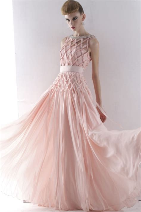 light pink evening gown gorgeous evening gowns gorgeous couture light pink woven