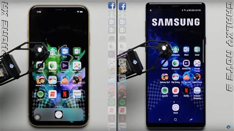 iphone xr speed test results in tie with samsung s note 9 despite much less ram 9to5mac