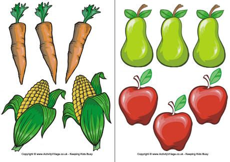 printable images vegetables fruit and vegetable clipart printable clipartix
