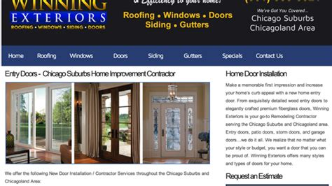 100 home renovation websites home service website