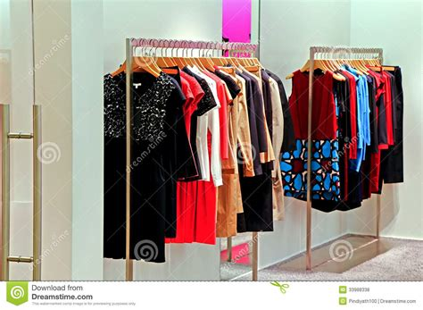 Wardrobes Stores by Fashion Store Wardrobe Stock Photo Image Of Shop Outlet