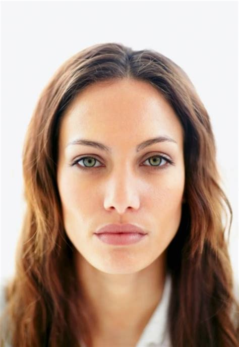 women with narrow faces the 25 best oblong face shape ideas on pinterest face