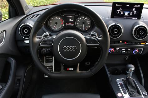 2015 Audi S3 Interior by 2015 Audi S3 Test Drive
