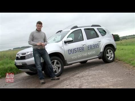 Renault Duster On Road Price Bangalore Dacia Duster Review Road Auto Express