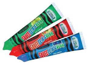 toothpaste colors personal care spotlight gum 174 crayola squeeze a color