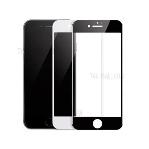 Zenblade Tempered Glass Iphone 7 4 7 Inch Layar Depan hoco 3d tempered glass screen cover for iphone 7