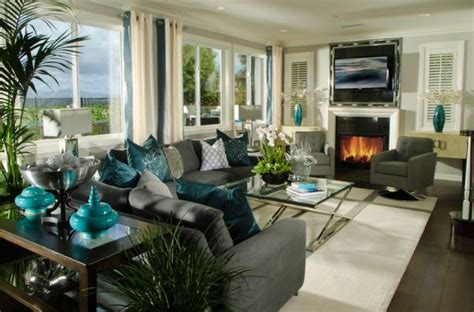 turquoise living room ideas decorating with turquoise colors of nature aqua exoticness