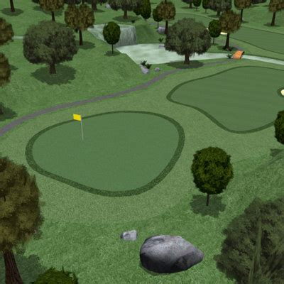 model golf swing download golf course 3d model